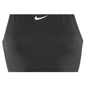 Nike Swim Water Polo Solids High Neck Tank Women jet black